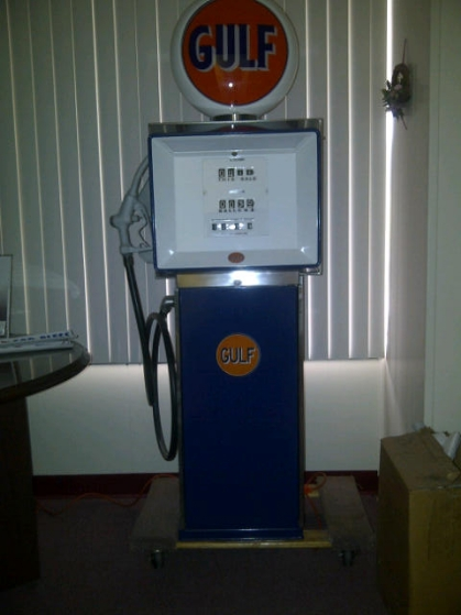 Antique Restorations - APS Petroleum 1-800-633-2420